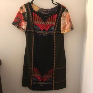 Rana Gill Anthropologie Dress Size 6
